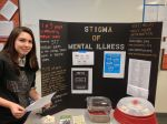 Vanessa A. shares her action research on the stigma of mental illness