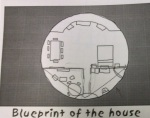 8th grader, Henry C.'s, house plan